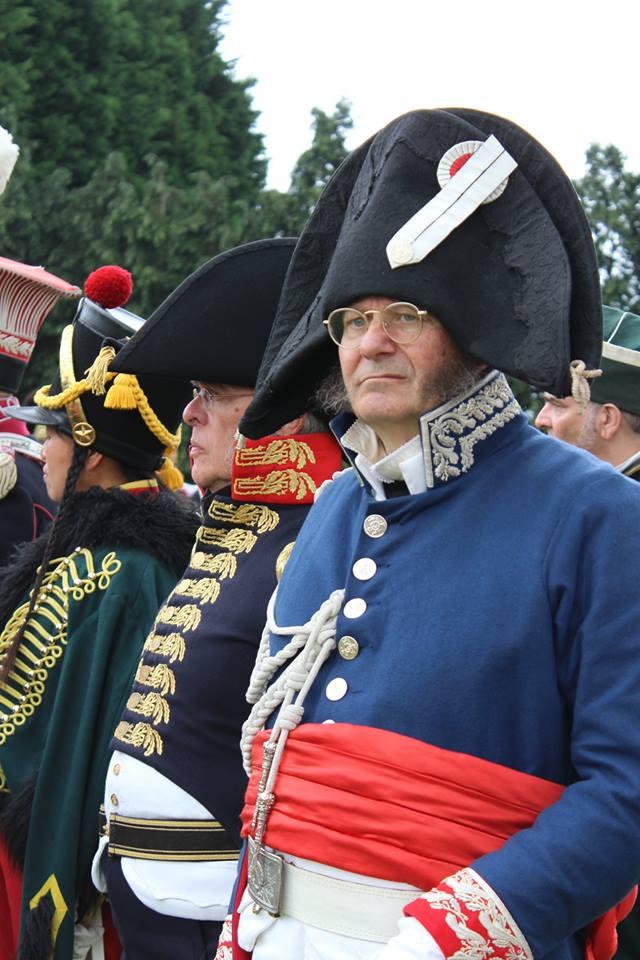 Boinod et l'adjudant général Daentzel